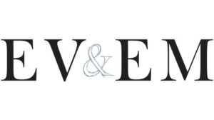 New logo for Ev&Em, the new name of Laurel Lake Vineyards which was purchased by Dan Abrams earlier this year.